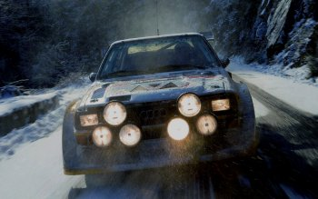 Vehículos - Rallye Wallpapers and Backgrounds ID : 77225