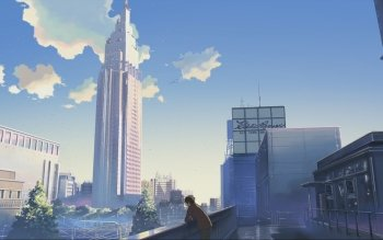 Anime - 5 Centimeters Per Second Wallpapers and Backgrounds ID : 77255