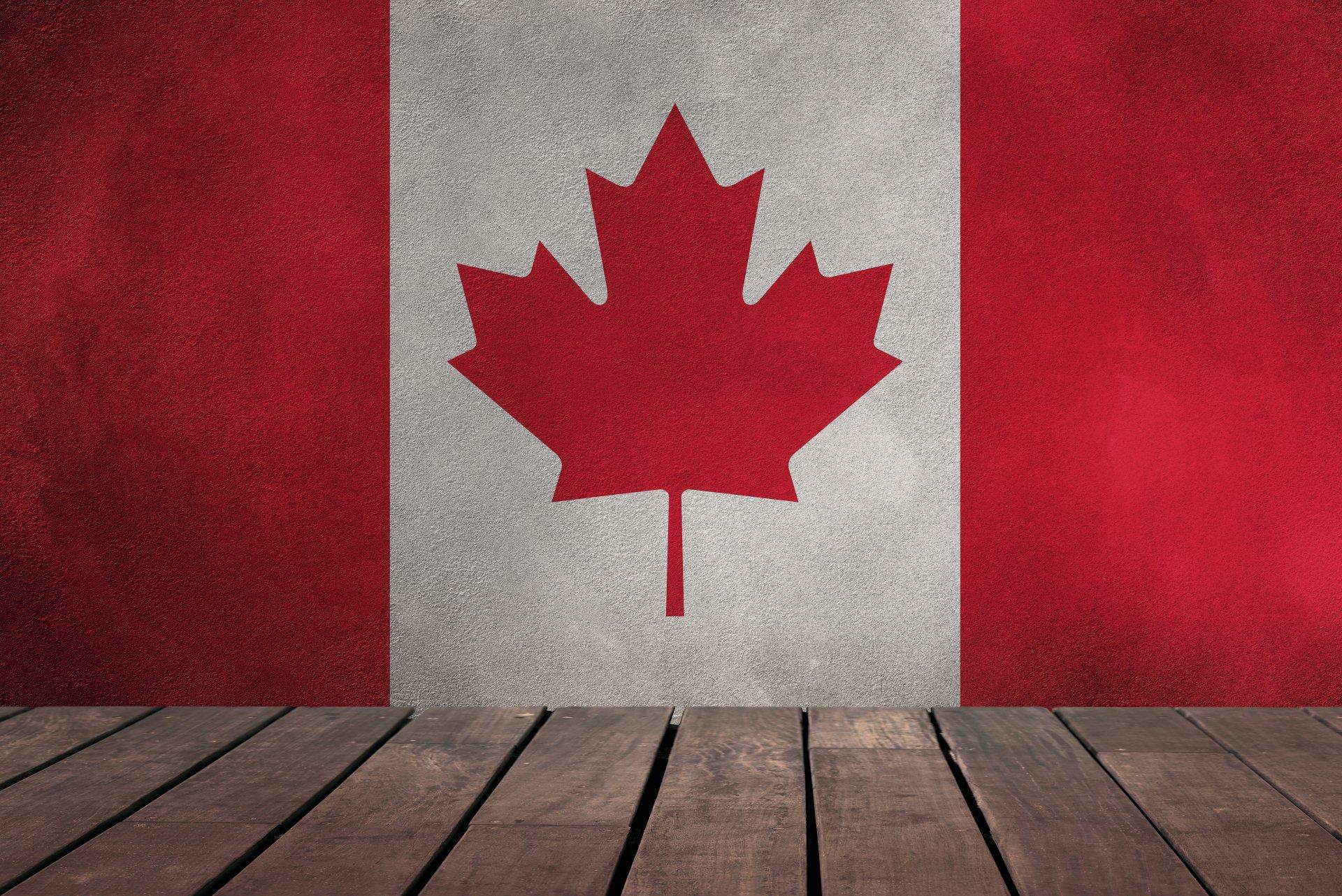 Misc - Flag Of Canada  Flag Wallpaper