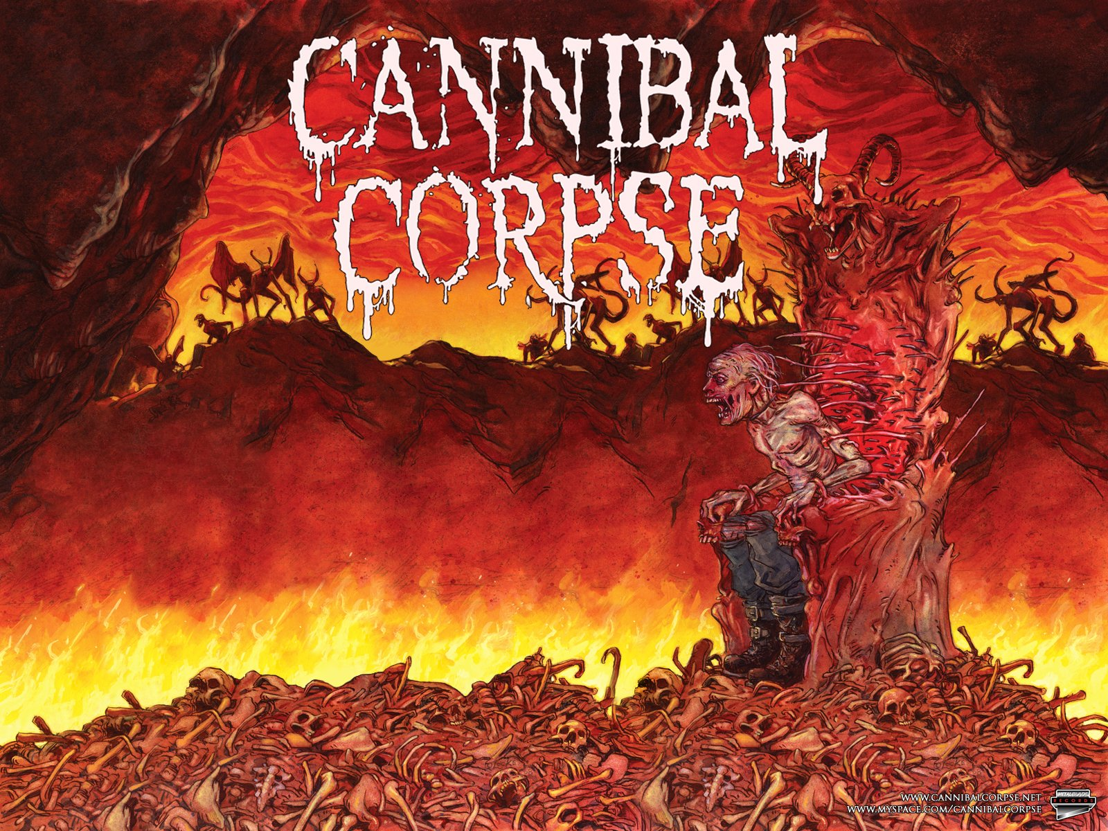 12 Cannibal Corpse Fonds Décran Hd Arrière Plans Wallpaper Abyss