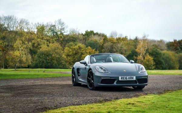 Vehicles Porsche Boxster Porsche Silver Car Car Sport Car HD Wallpaper | Background Image