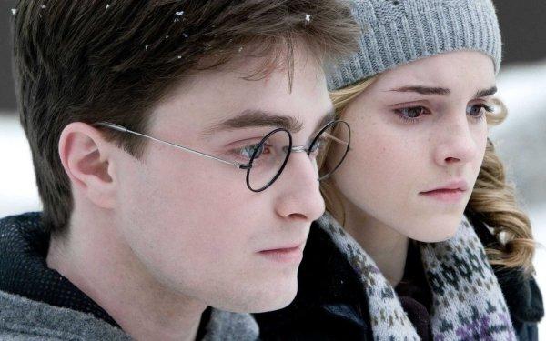Film Harry Potter et le Prince de sang-mêlé Harry Potter Daniel Radcliffe Emma Watson Hermione Granger Fond d'écran HD | Image