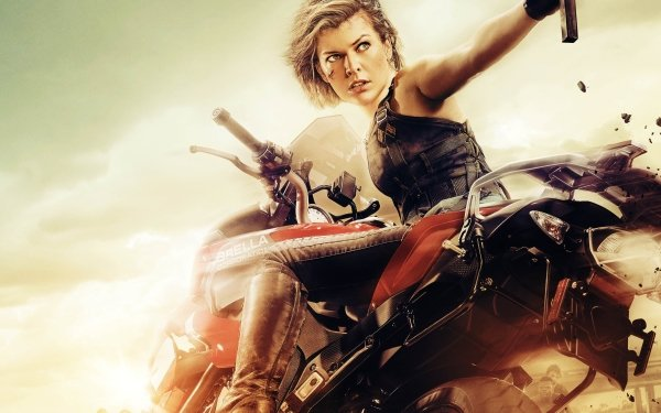 Movie Resident Evil: The Final Chapter Resident Evil Milla Jovovich Alice HD Wallpaper | Background Image
