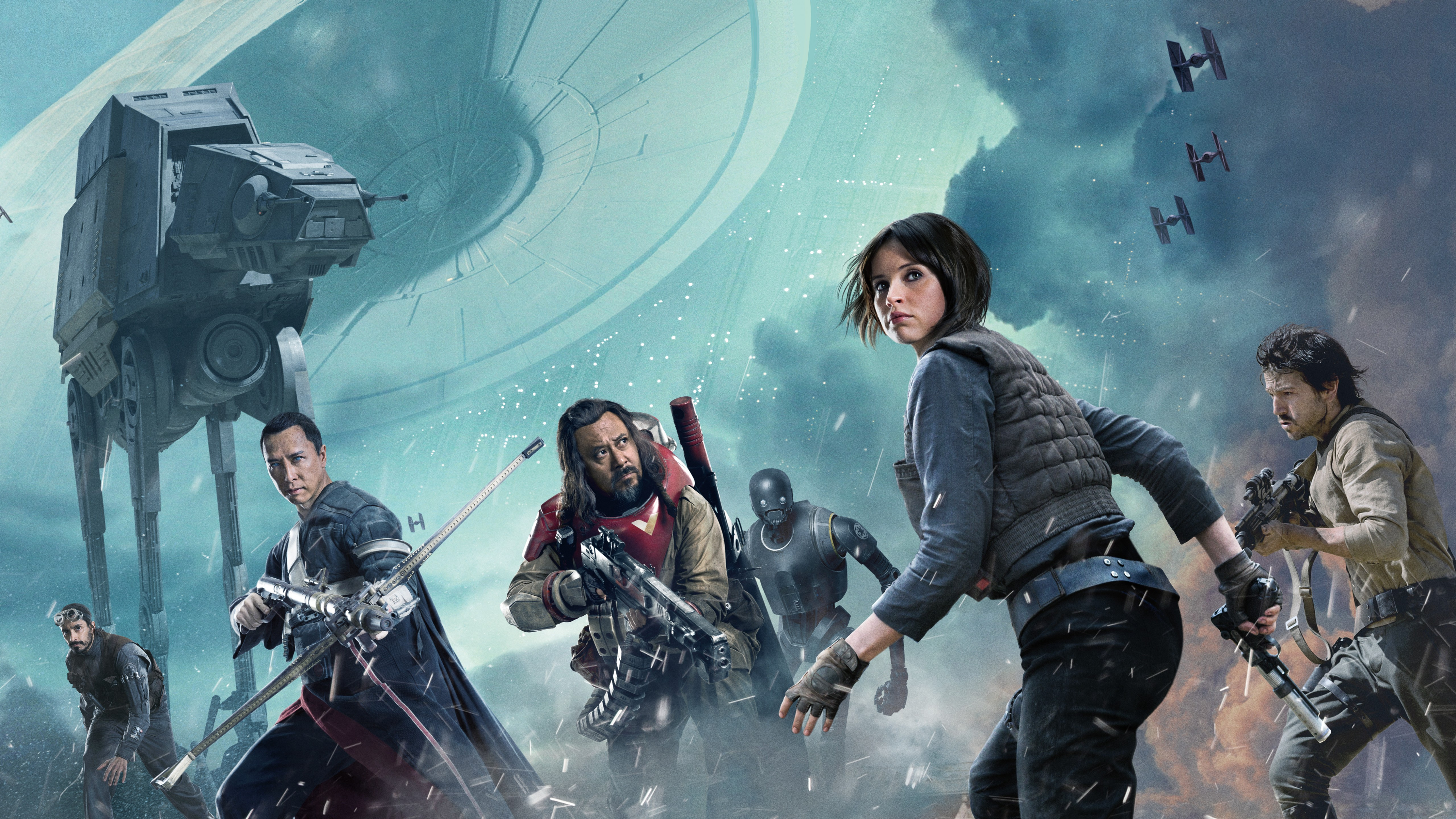 90 Rogue One A Star Wars Story Hd Wallpapers Background Images Wallpaper Abyss