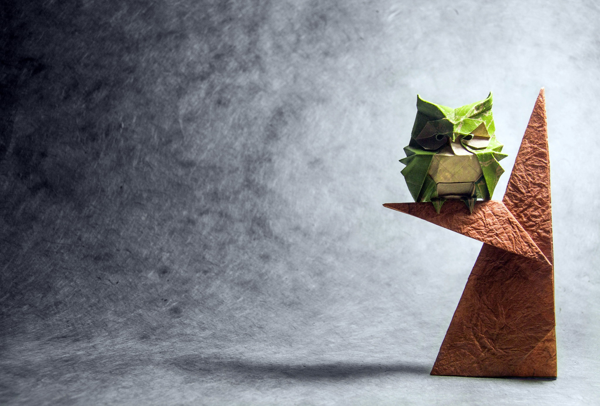 Origami HD Wallpaper | Background Image | 2048x1386 | ID ...