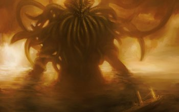 Fantasy - Cthulhu Wallpapers and Backgrounds ID : 77607