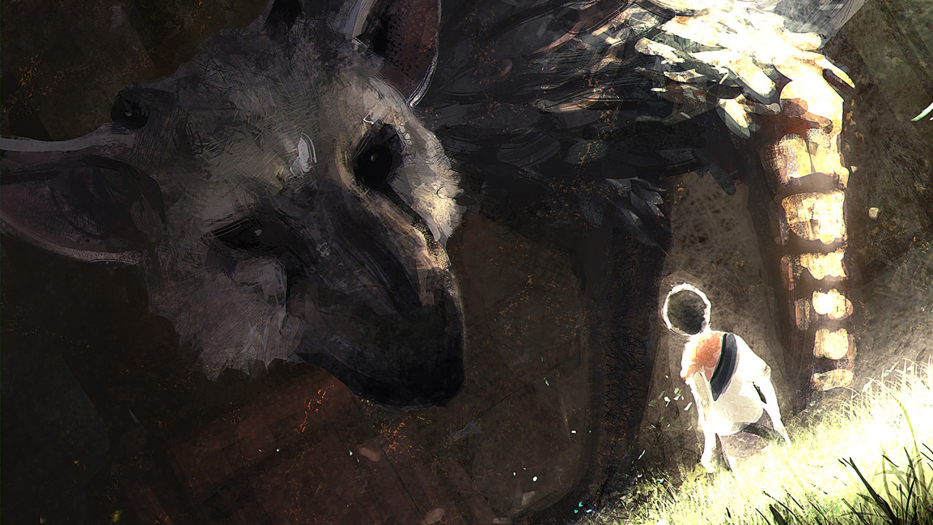 the last guardian wallpapers - photo #7
