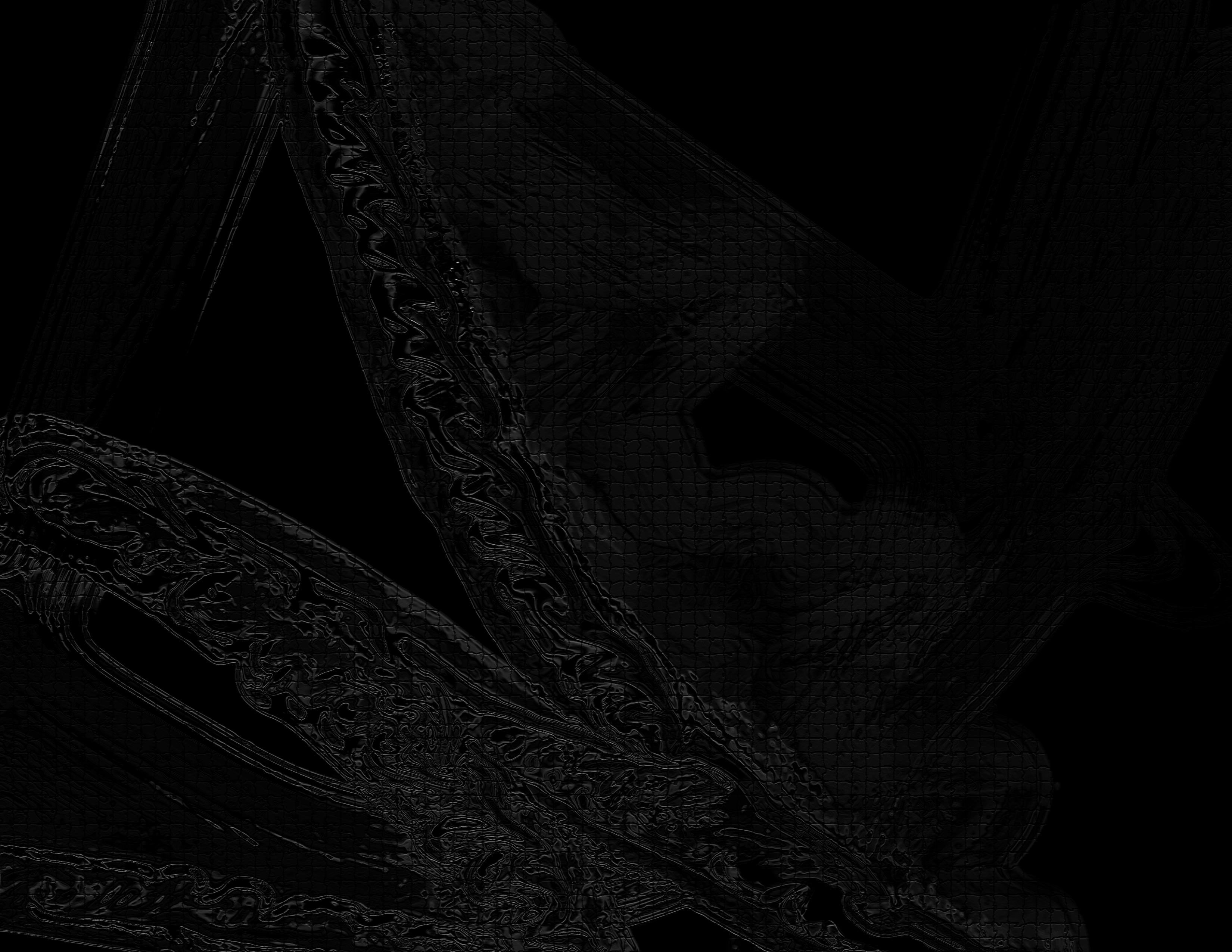 Abstract - Black Wallpaper