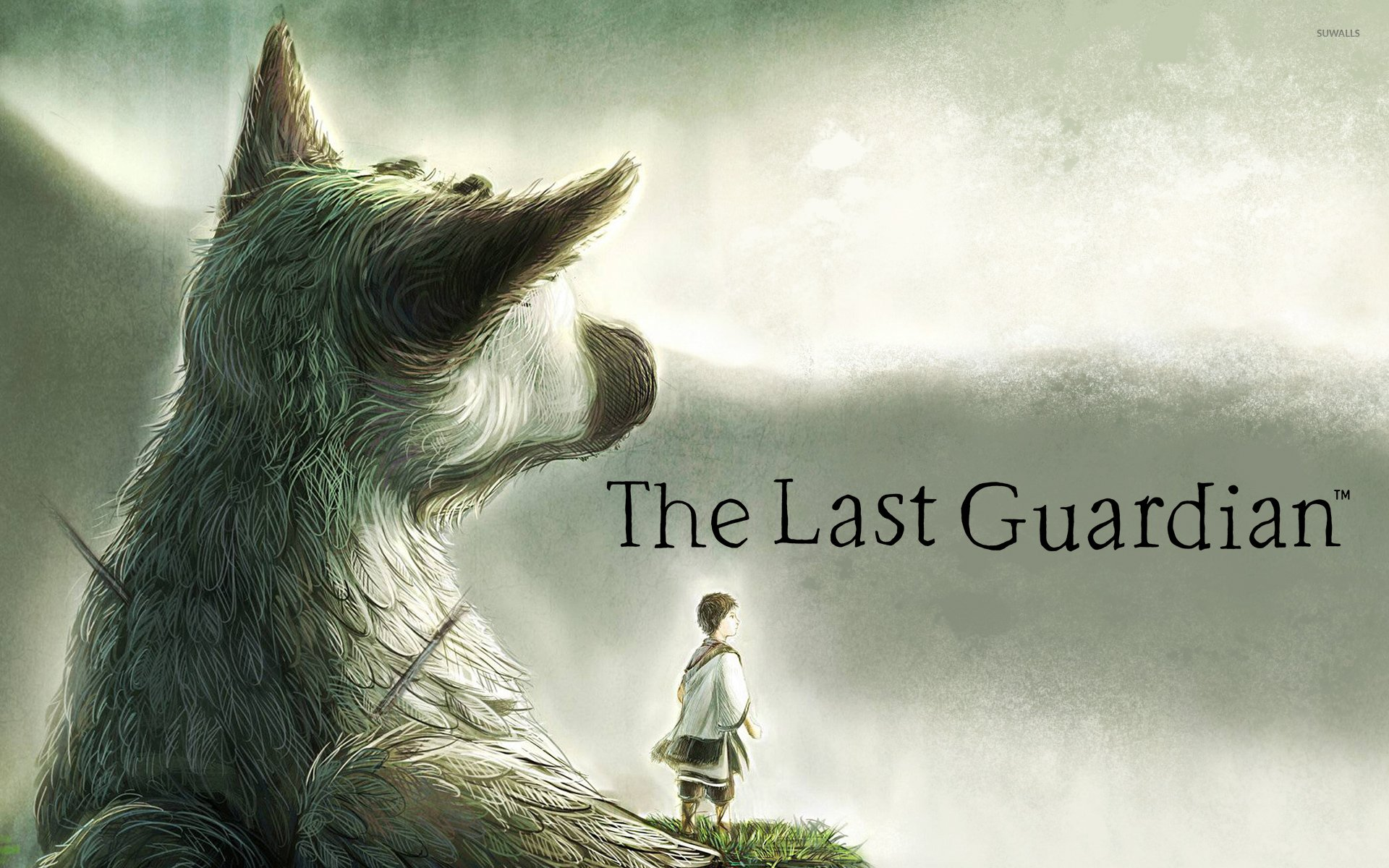 21 The Last Guardian Hd Wallpapers Background Images Wallpaper Abyss