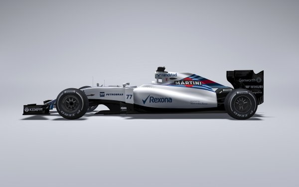 Vehicles Williams FW37 Formula 1 Race Car HD Wallpaper | Background Image
