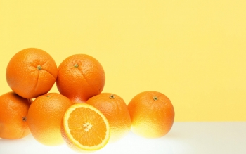 Food - Orange Wallpapers and Backgrounds ID : 7795