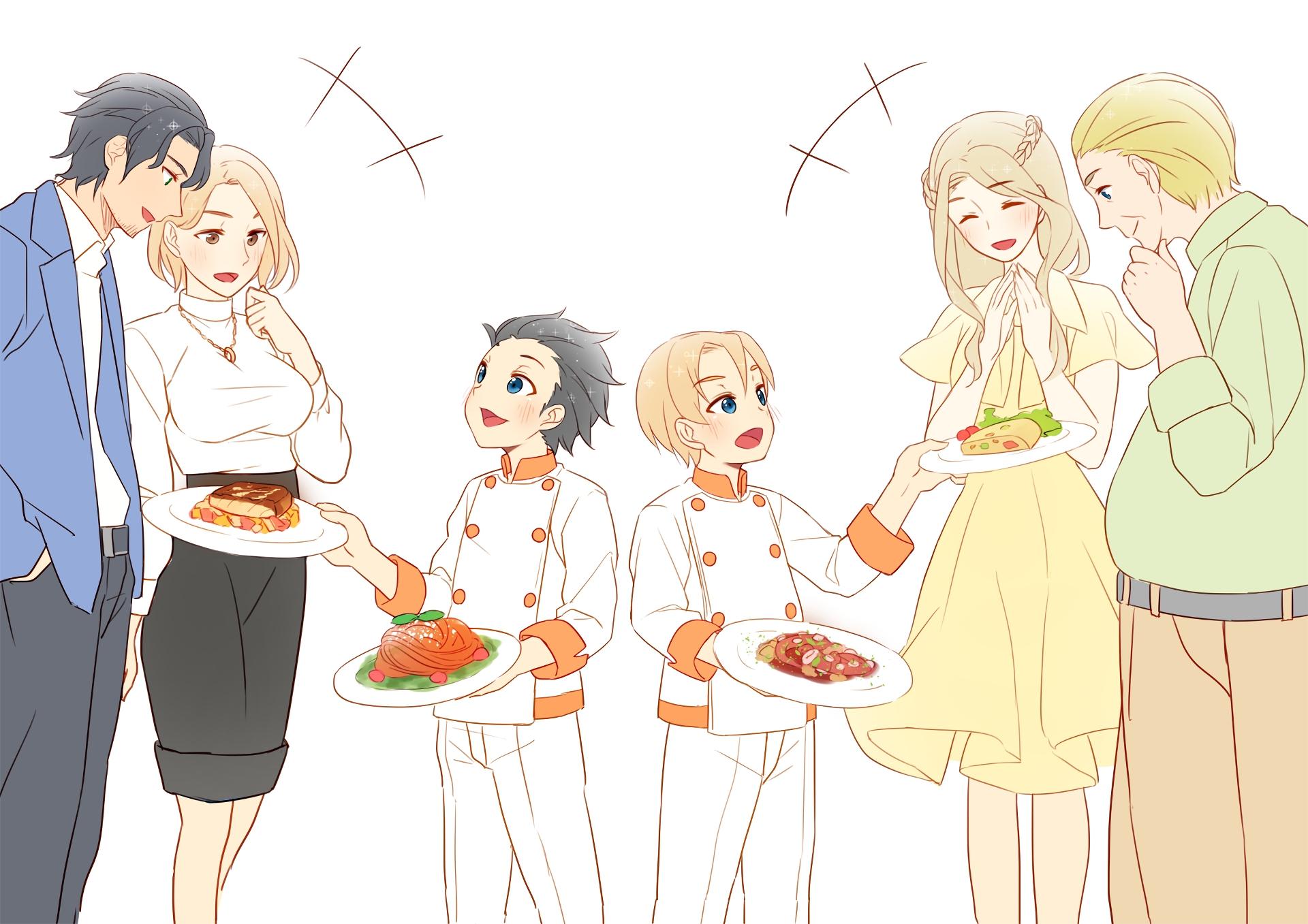 Food Wars: Shokugeki No Soma HD Wallpaper