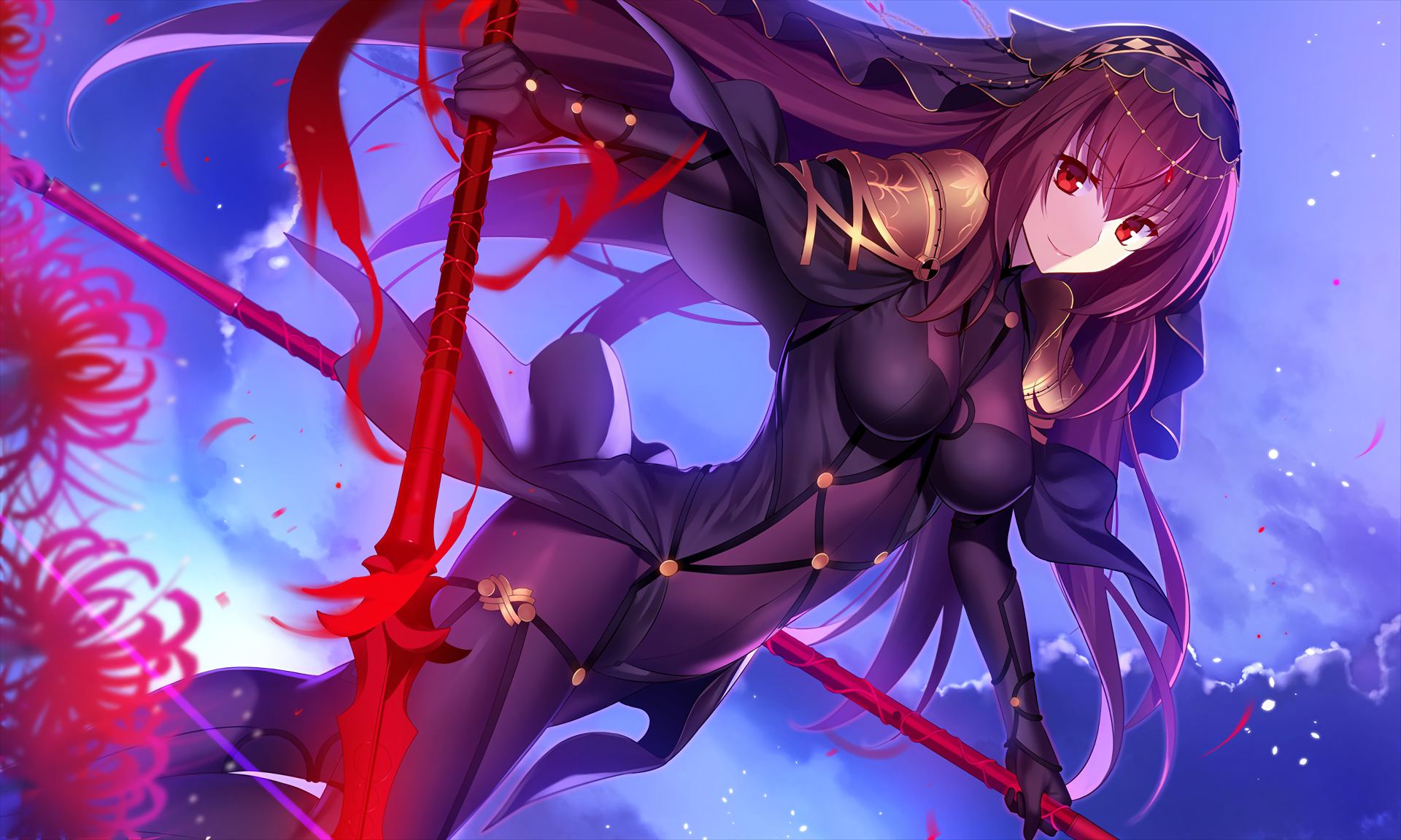 Fate Grand Order Hd Wallpaper Background Image 1920x1152 Id