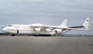 Preview Vehicles - Antonov AN-225 Mriya Art