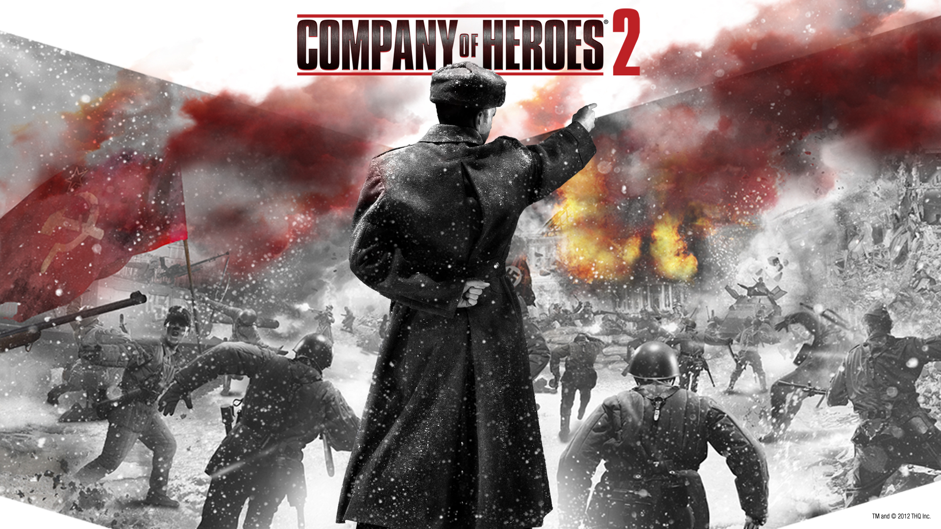 company of heroes 2 full hd wallpaper and background image