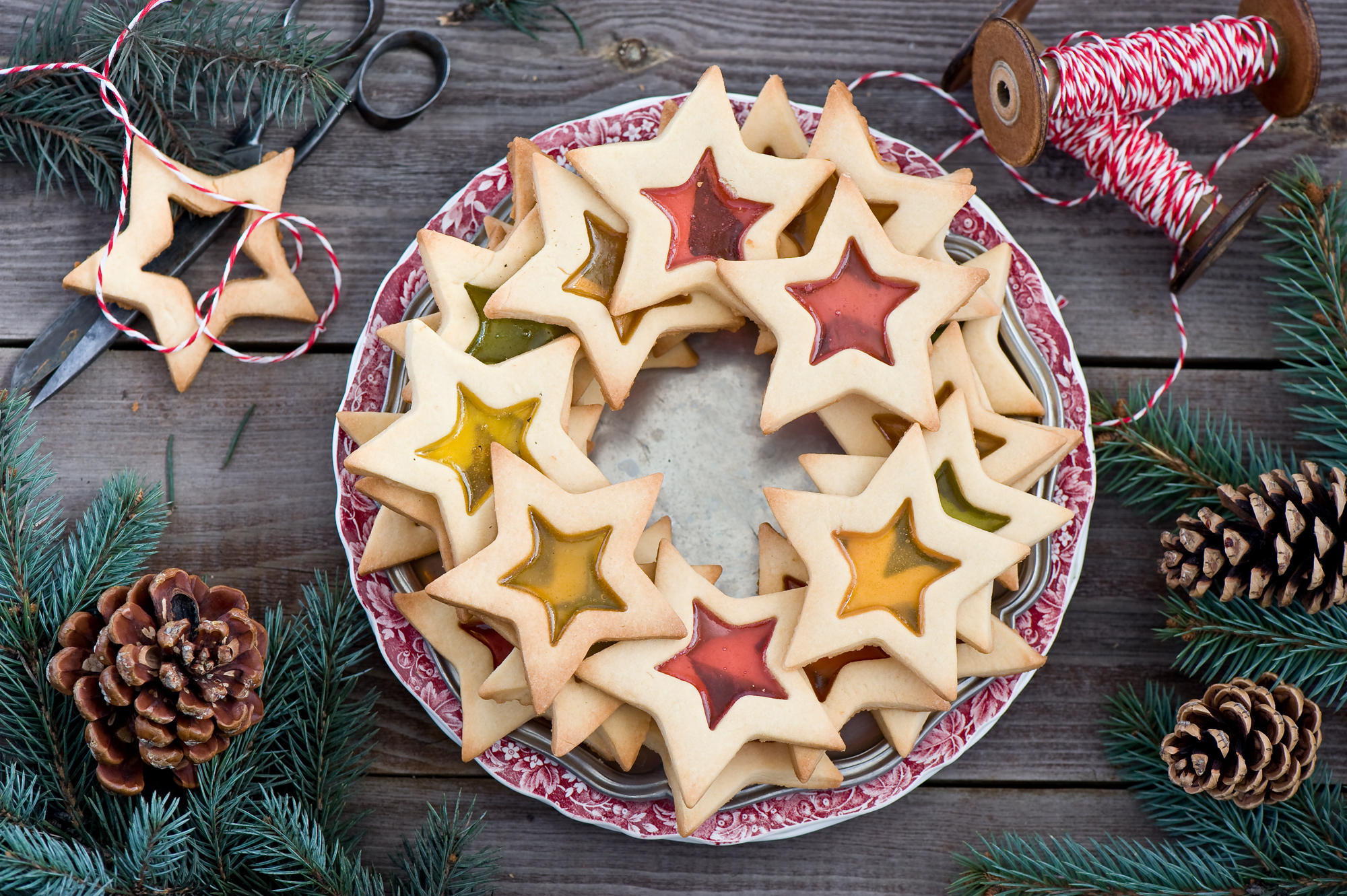Christmas Cookies HD Wallpaper | Background Image ...
