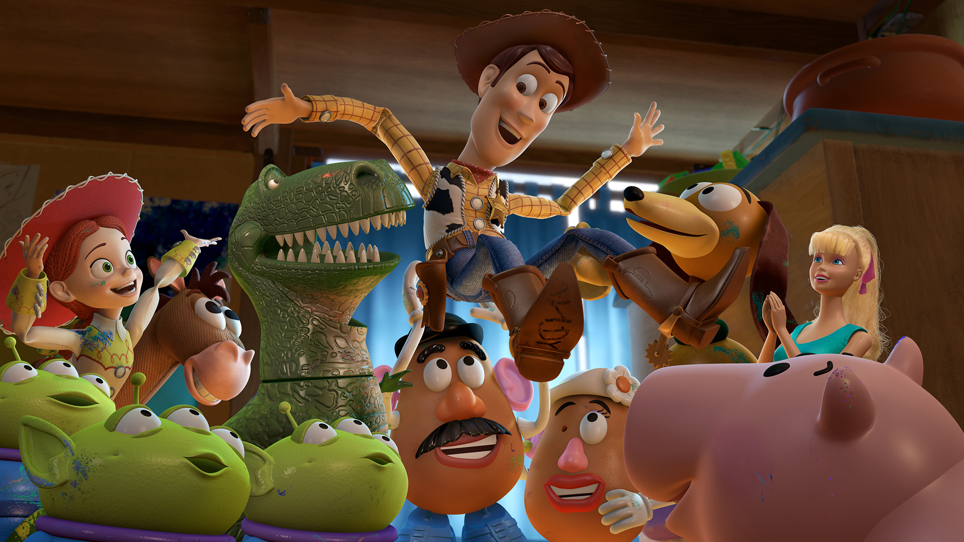 Toy Story 3 HD Wallpaper | Background Image | 1920x1080 | ID:782369 - Wallpaper Abyss