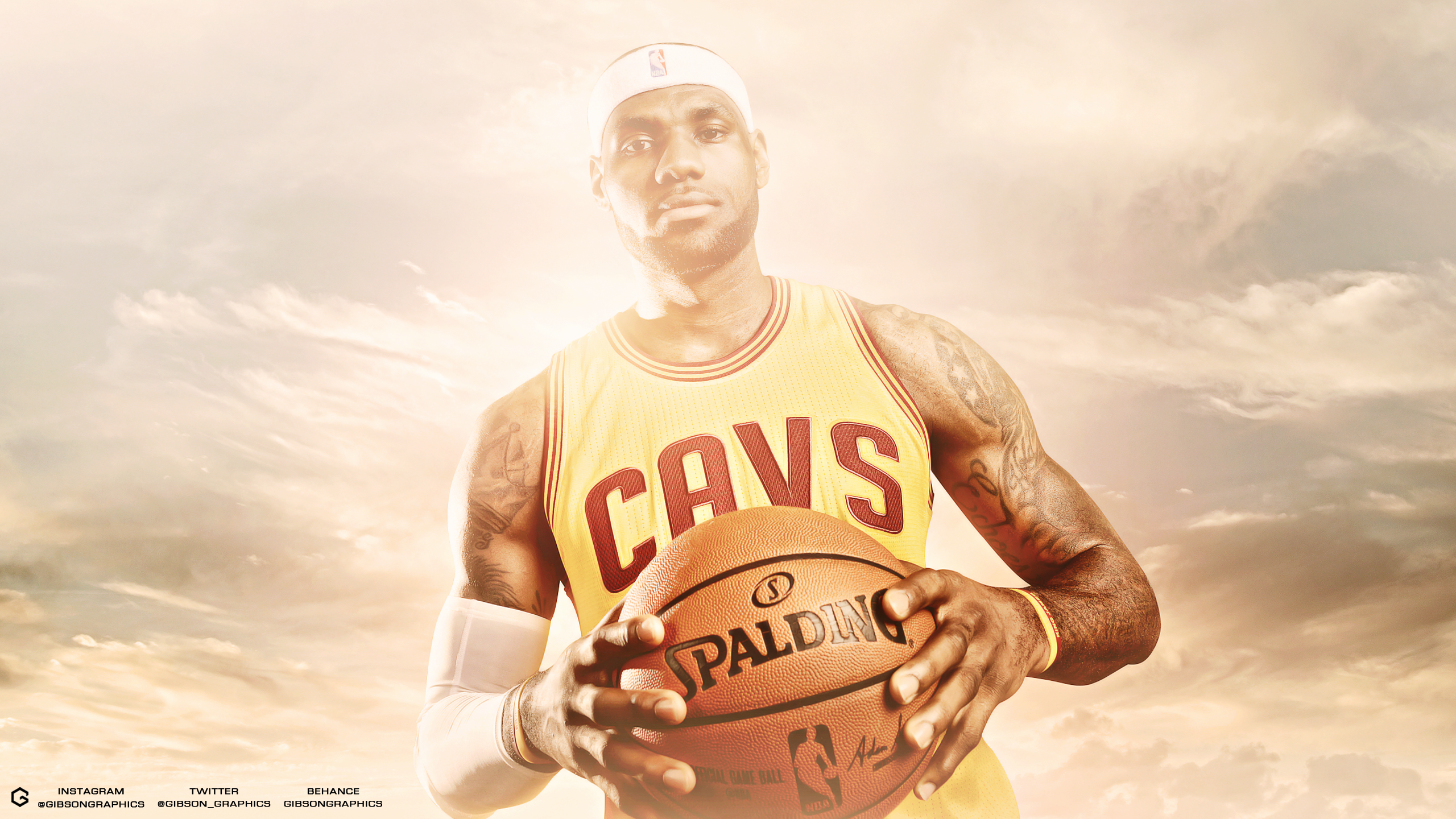 LeBron James Full HD Wallpaper And Background Image