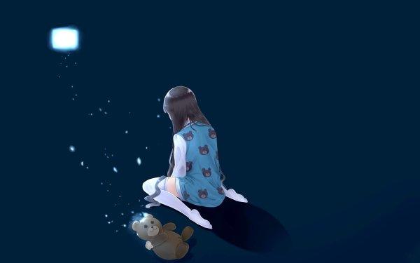 Anime Kami-sama No Memo-Chou HD Wallpaper | Background Image