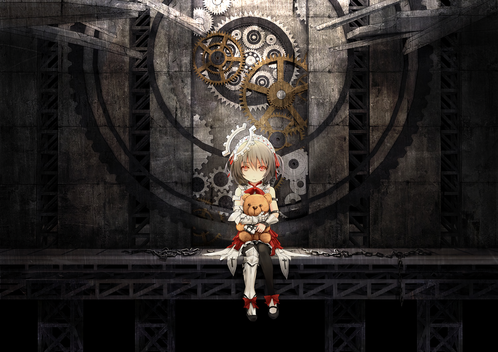 783311 - Clockwork Planet [03/12][86MB~][SnF/HS][MEGA] - Anime Ligero [Descargas]