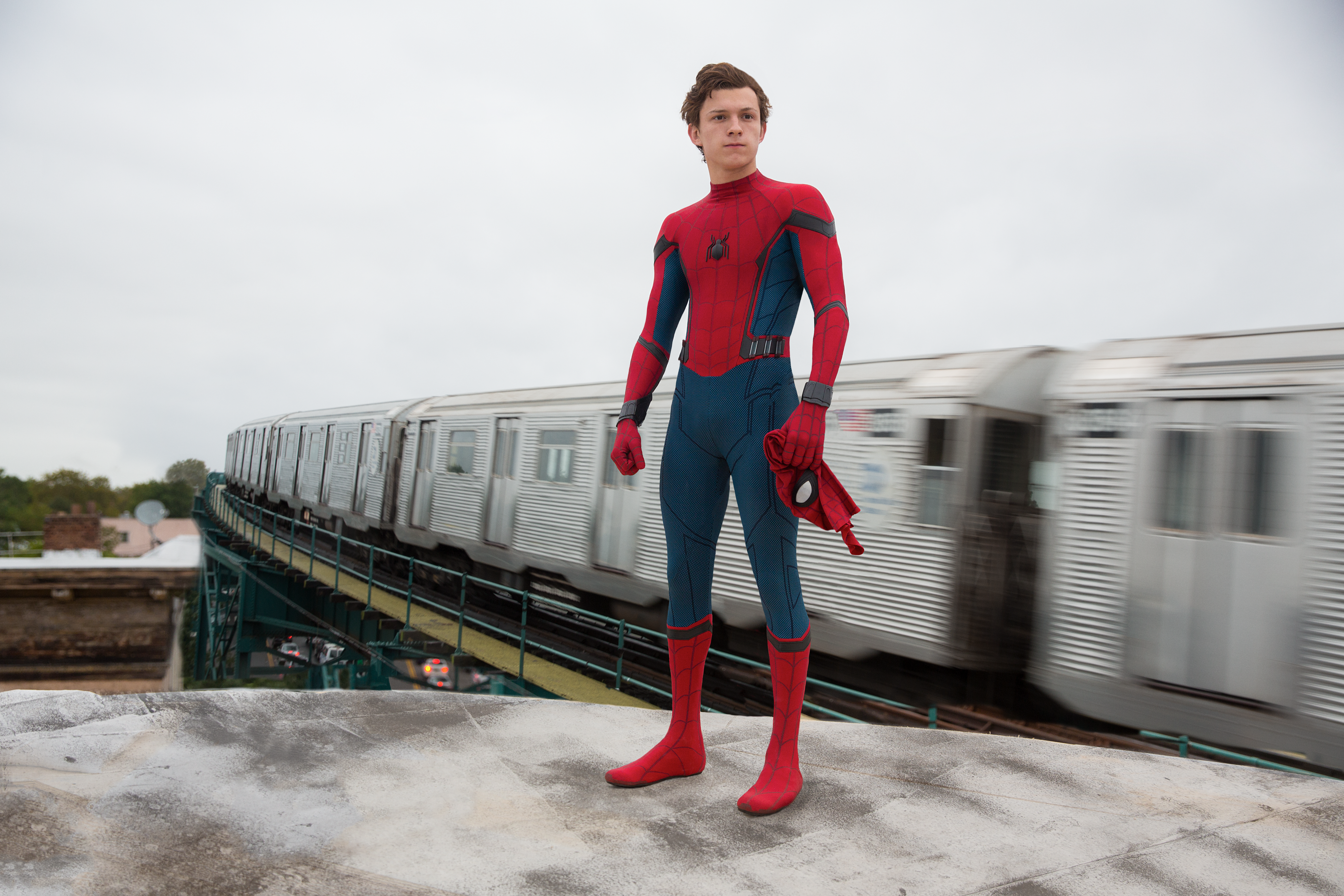 Spider Man Homecoming 5k Retina Ultra HD Wallpaper And Background