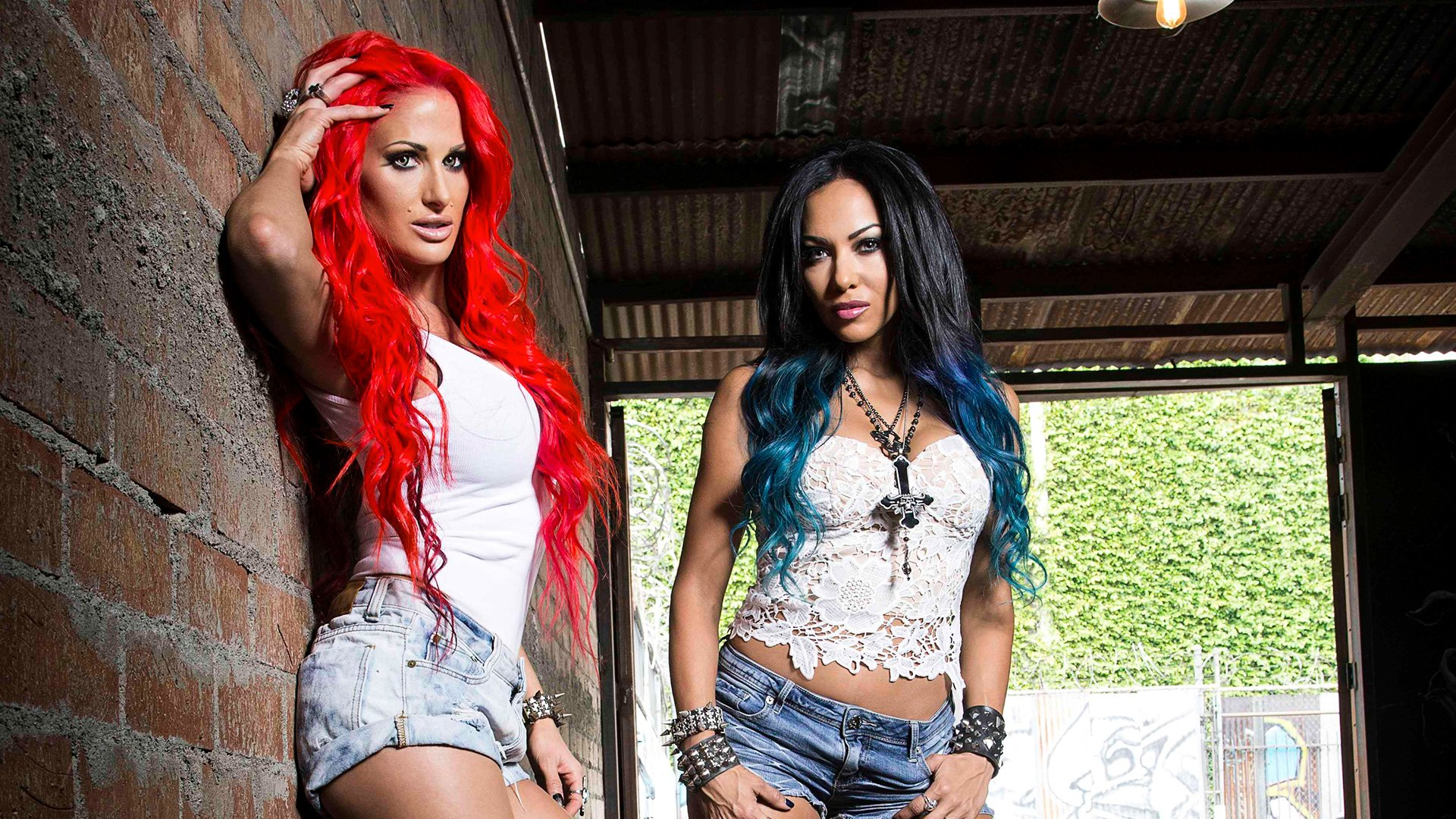 Butcher Babies Full HD Wallpaper and Background Image | 1920x1080 | ID:783661