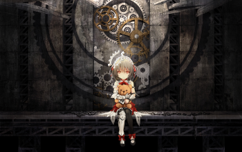 43 Clockwork Planet Hd Wallpapers Background Images