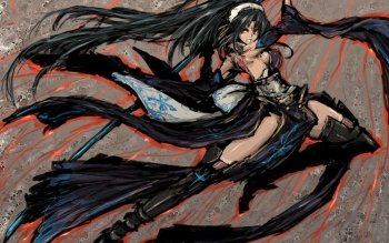 Anime - Black Rock Shooter Wallpapers and Backgrounds ID : 78489