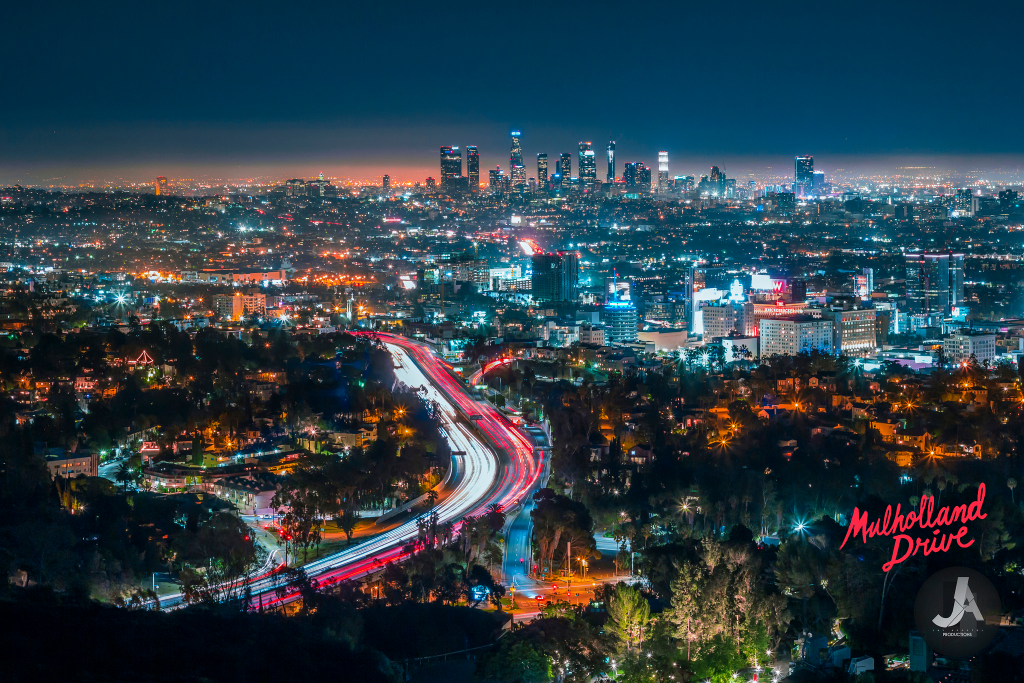 Los Angeles Hd Wallpaper Background Image 2048x1366 Id