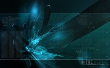 Abstract - Blue Wallpapers and Backgrounds ID : 7857