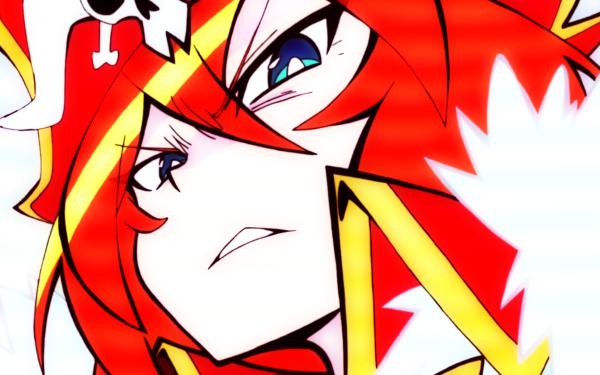 Anime Space Patrol Luluco Lalaco Godspeed Fondo de pantalla HD   Fondo de Escritorio
