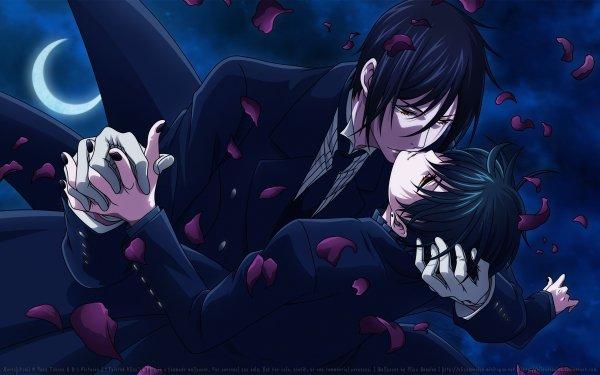 Anime Black Butler HD Wallpaper | Background Image