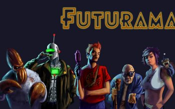 TV Show - Futurama Wallpapers and Backgrounds ID : 78715