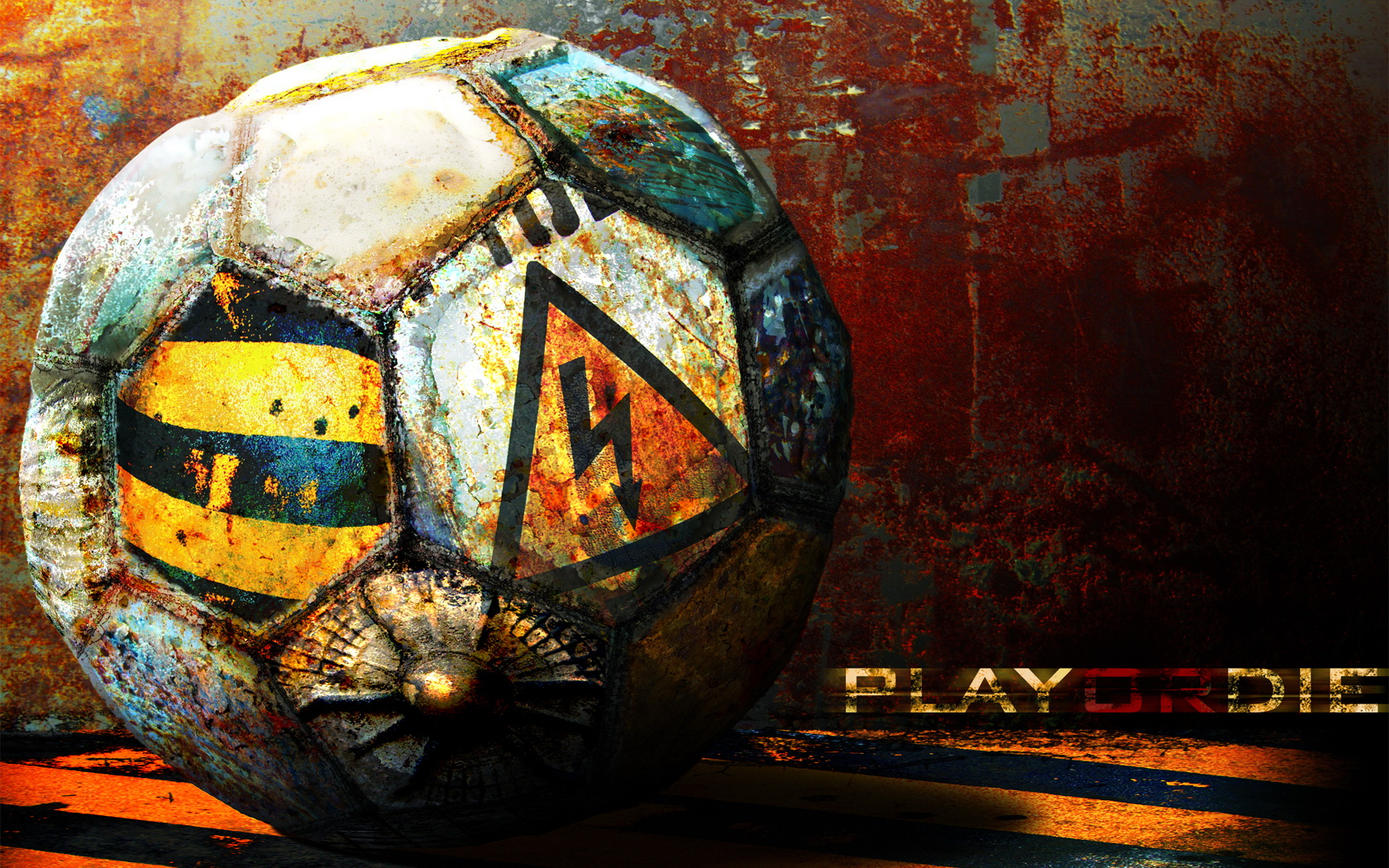 Soccer Wallpaper and Background Image | 1680x1050 | ID:78899