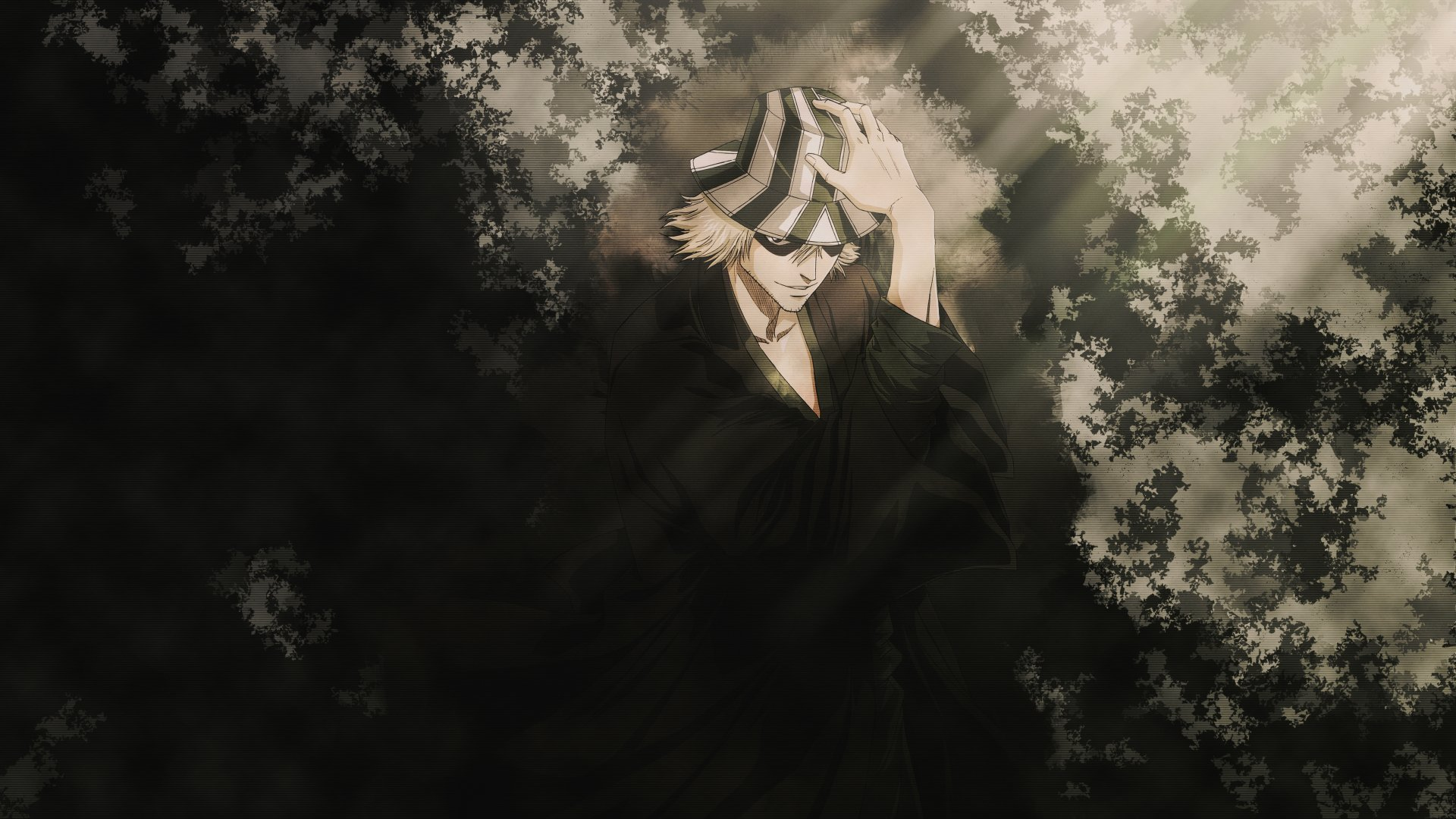 Anime - Bleach  Kisuke Urahara Wallpaper