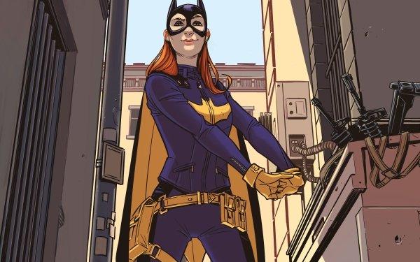 Comics Batgirl HD Wallpaper | Background Image