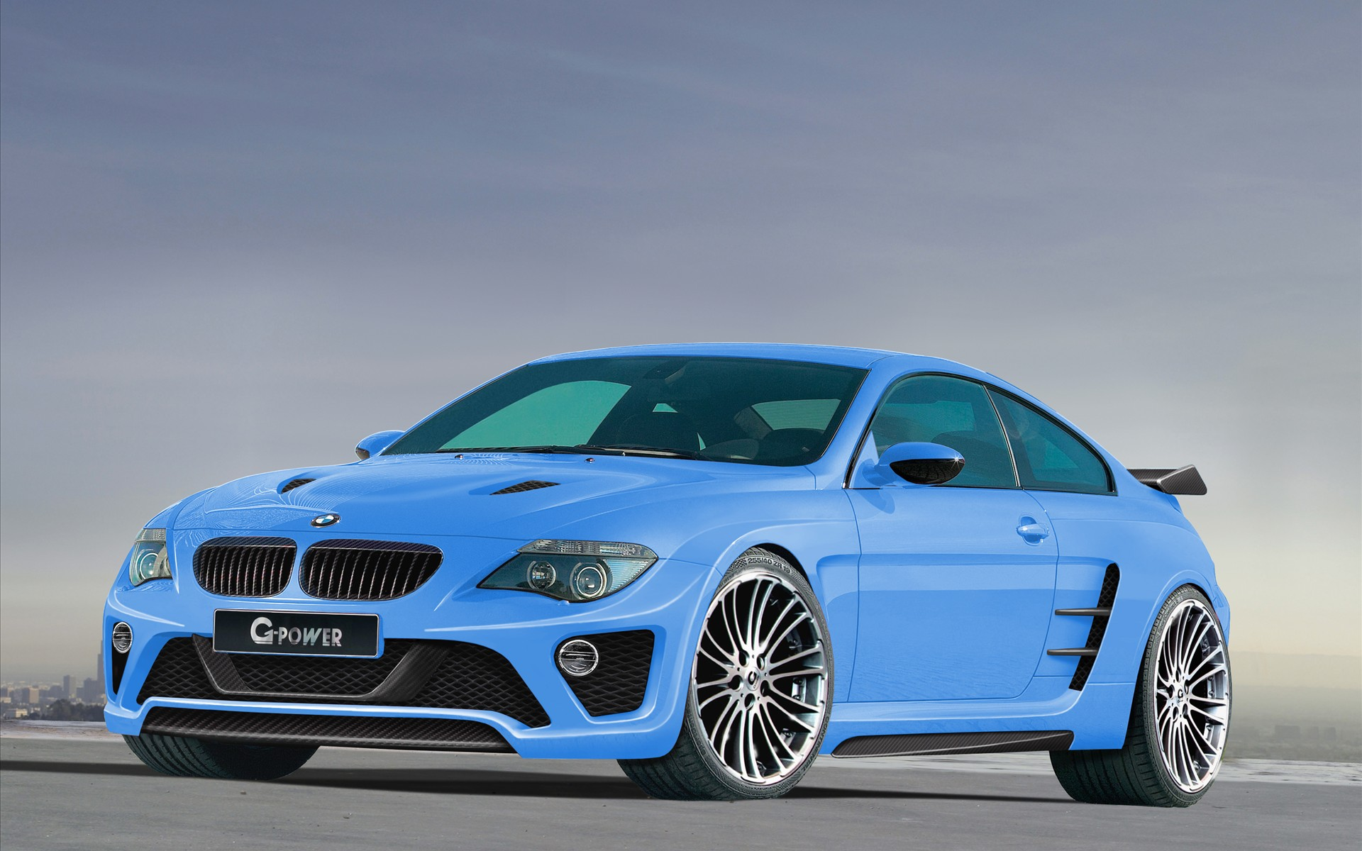 Fahrzeuge - BMW  - Bmw M6 Hurricane Cs G-power Hintergrundbild