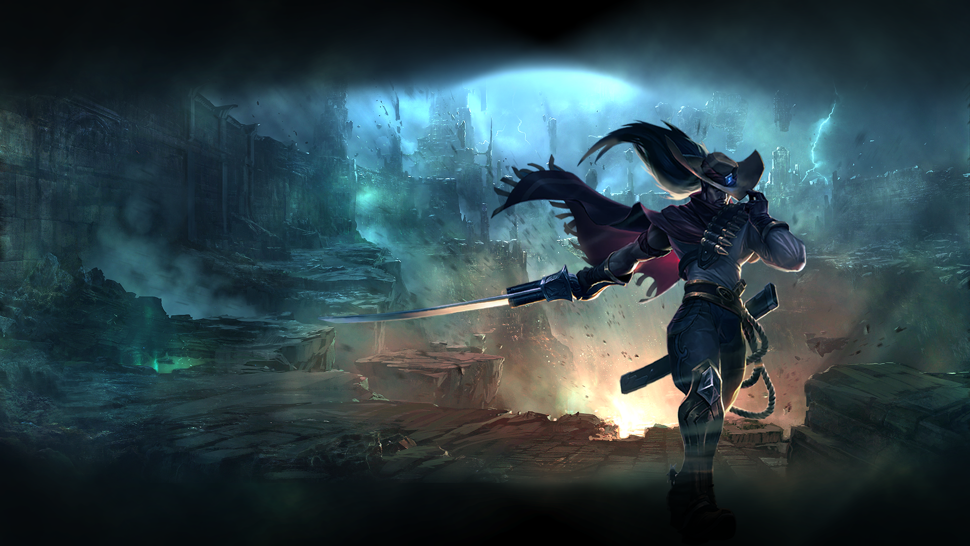 49 Yasuo League Of Legends Fonds D Ecran Hd Arriere Plans