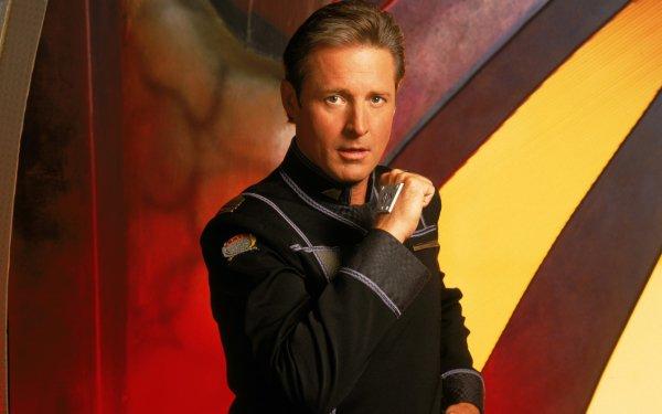 TV Show Babylon 5: Thirdspace Babylon 5 Bruce Boxleitner John Sheridan HD Wallpaper | Background Image