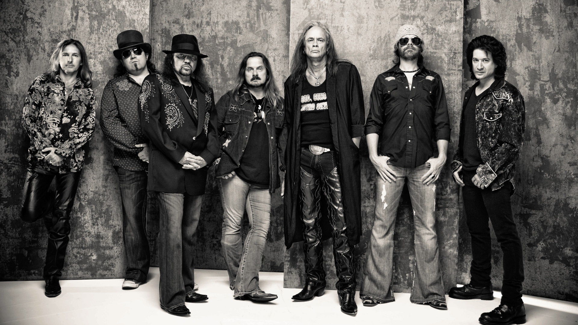 Lynyrd Skynyrd Full HD Wallpaper And Background Image