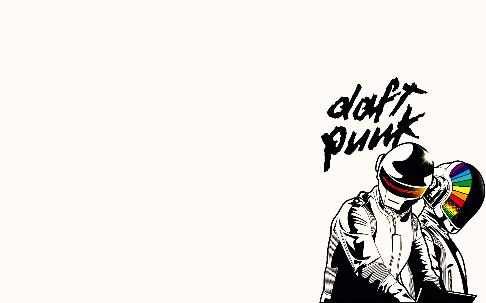 Daft Punk HD Wallpaper | Background Image | 1920x1200 | ID ...