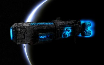 Sci Fi - Spaceship Wallpapers and Backgrounds ID : 79157