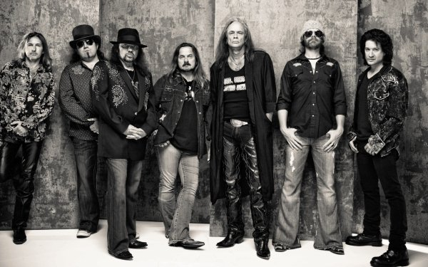 Music Lynyrd Skynyrd Band (Music) United States Classic Rock HD Wallpaper | Background Image