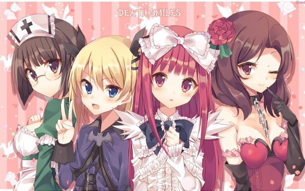 Video Game Deathsmiles HD Wallpaper   Background Image