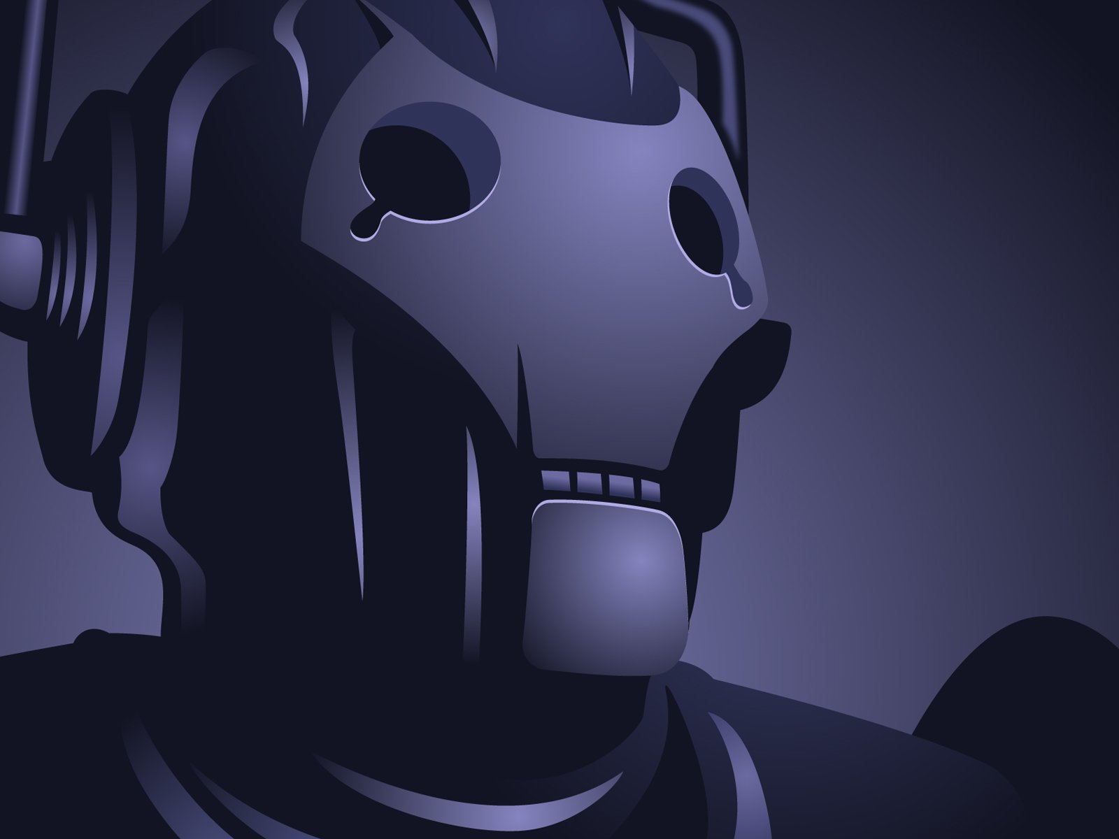 Background image 7945 - Tv Show Doctor Who Cyberman Doctor Who Wallpaper