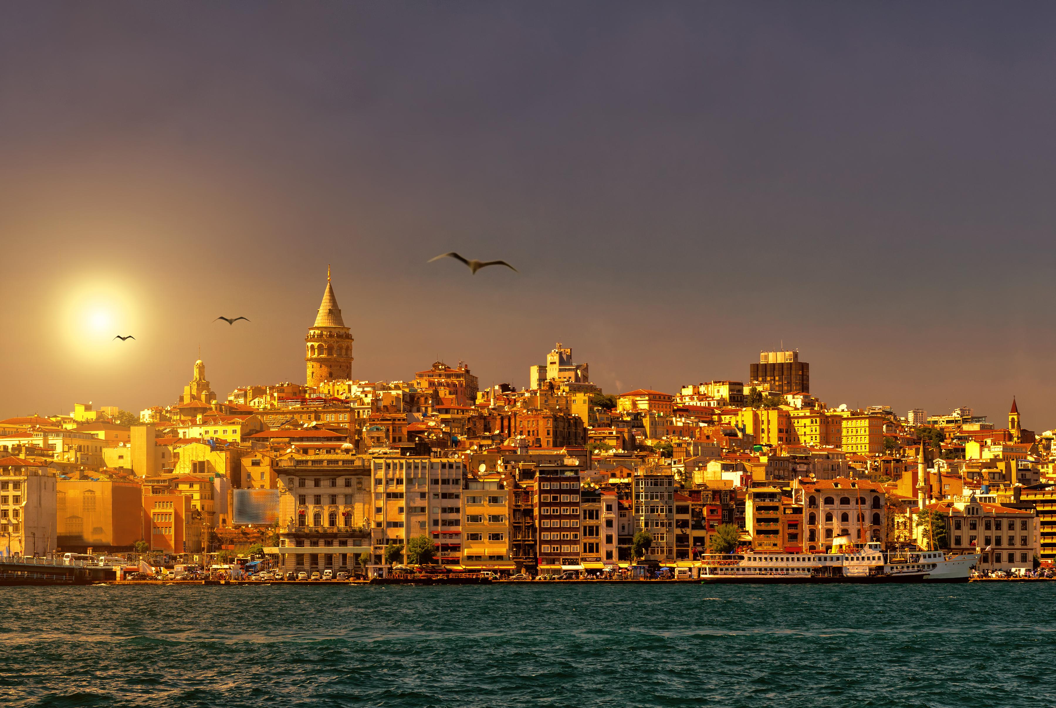 Istanbul Turkey HD Wallpaper