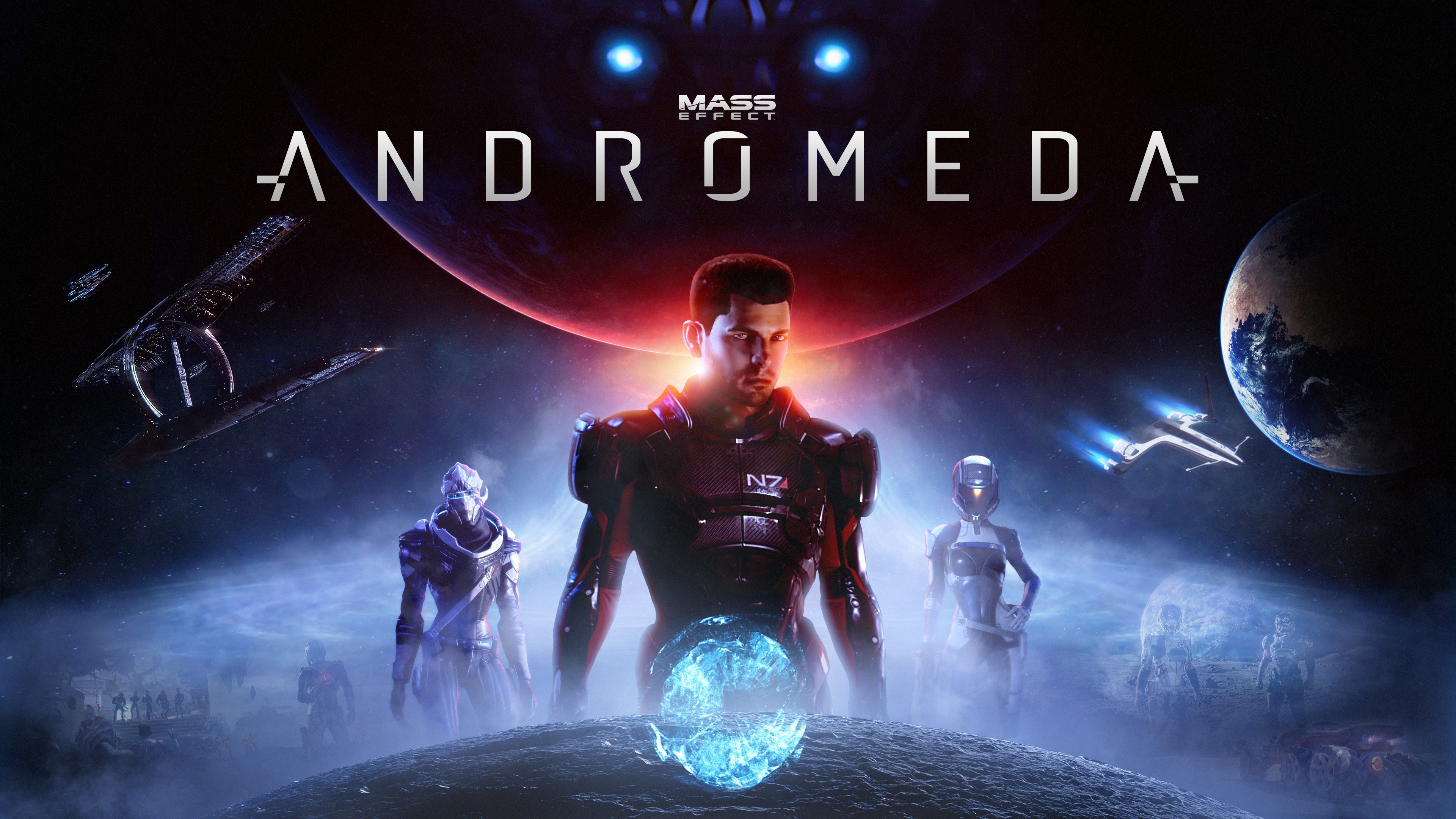 101 Mass Effect Andromeda Hd Wallpapers Background Images