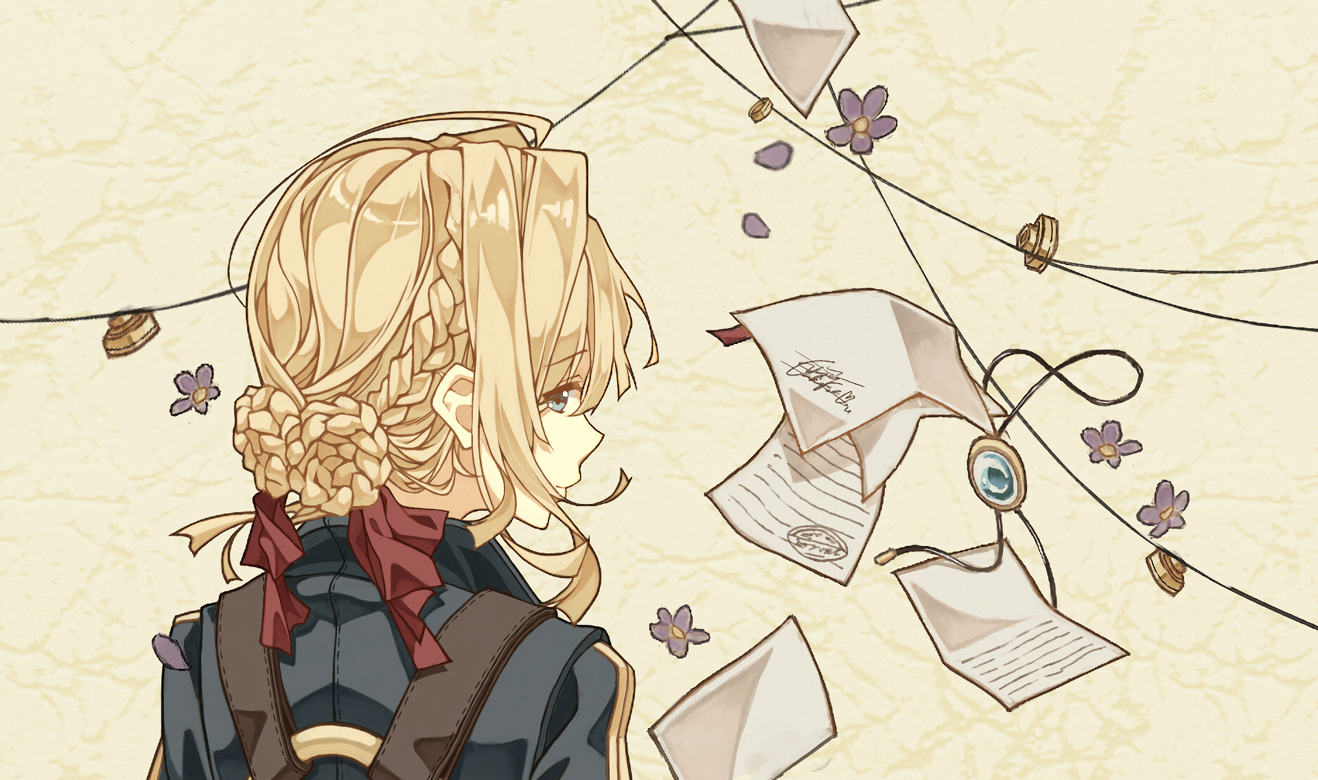 Character Design Background : Violet evergarden full hd wallpaper and background image