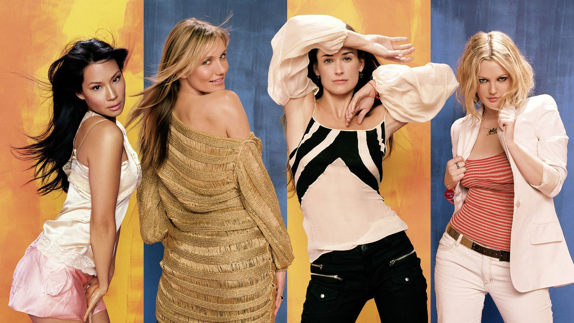 4 Charlie S Angels 2000 Hd Wallpapers Background Images Wallpaper Abyss