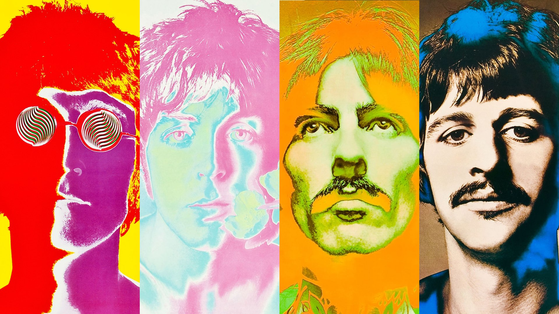 The Beatles Full HD Wallpaper And Background Image